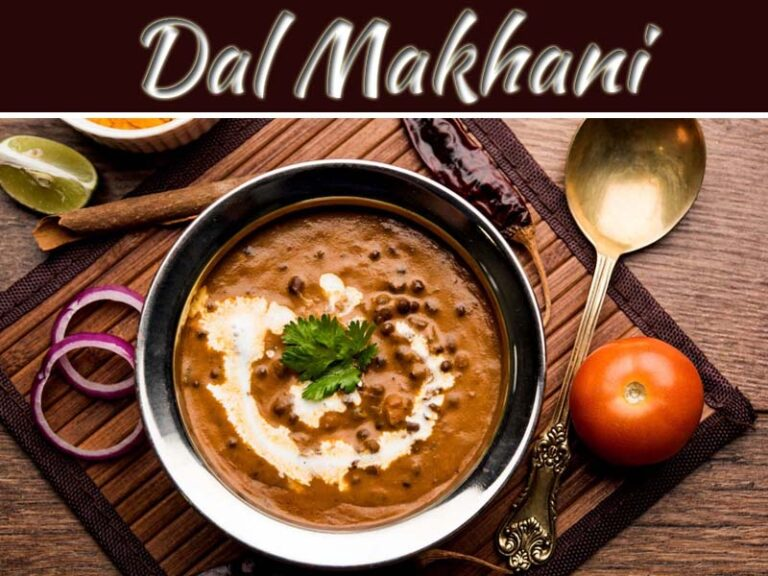 Restaurant Style Delicious Dal Makhani For Dinner