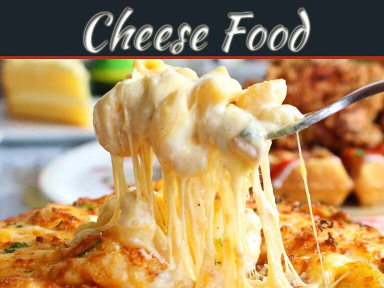 Top 5 Easy Cheese Food Recipes