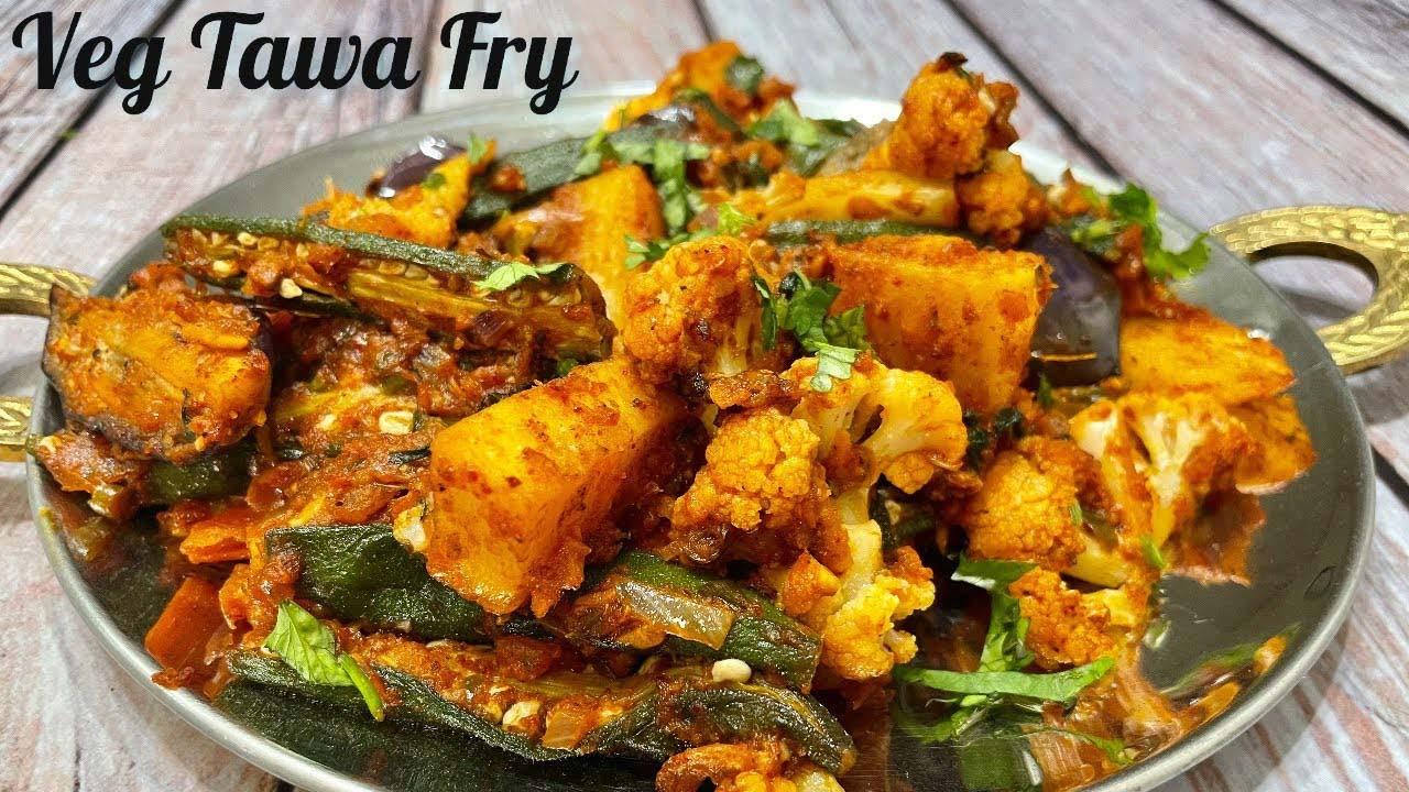Veg Tawa Fry