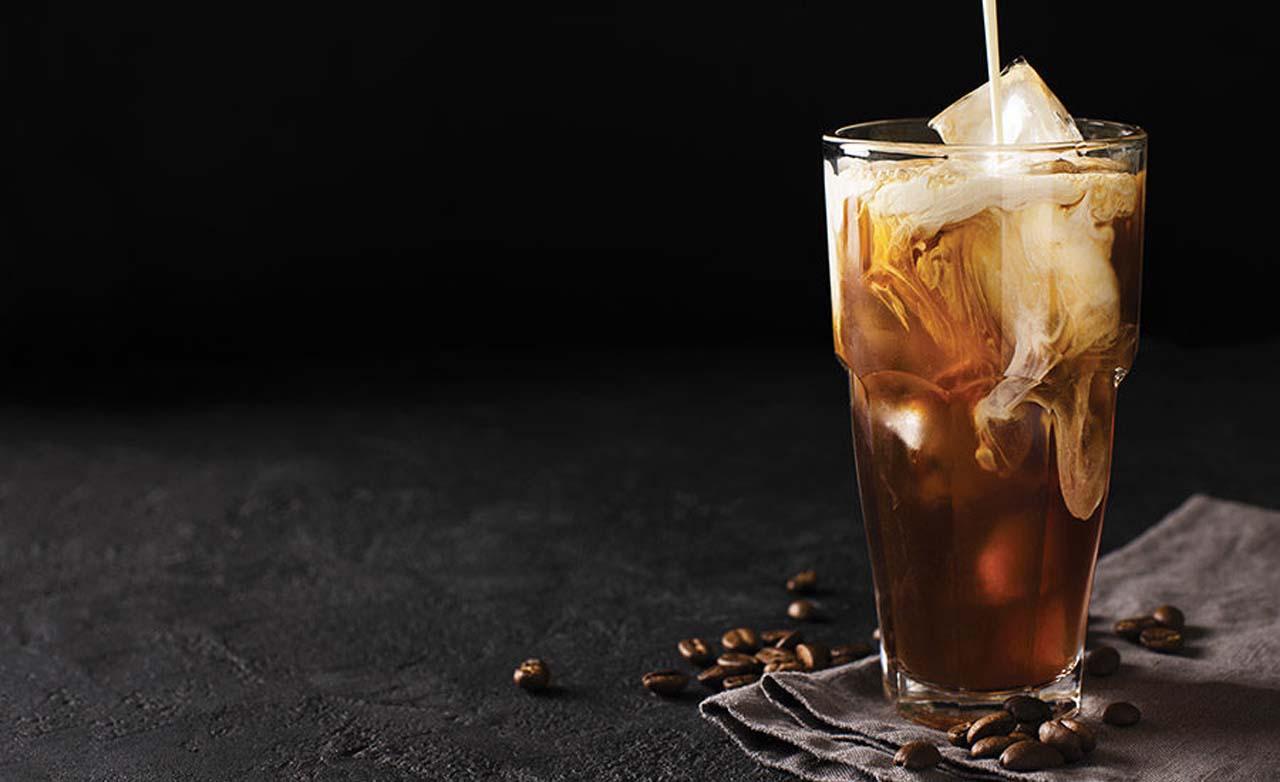 Iced Tea Or Cold Coffee