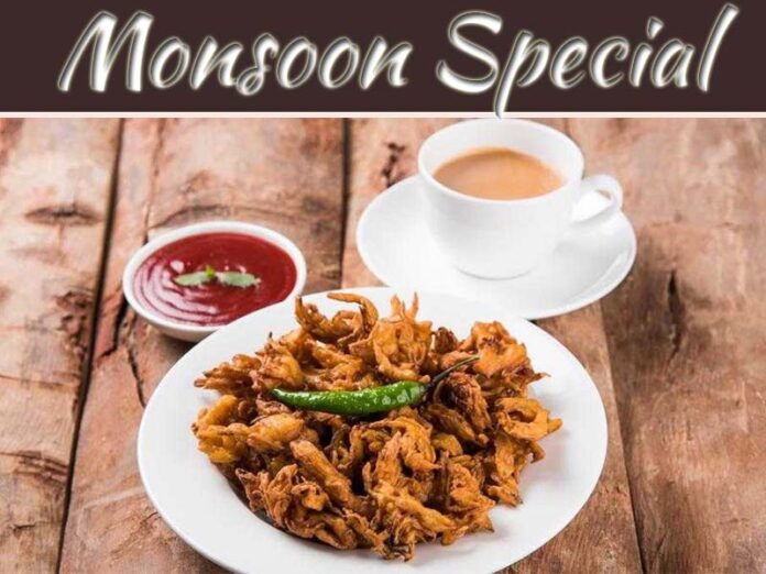 Different Types Of Indian Pakoras - The Perfect Monsoon Recipes!