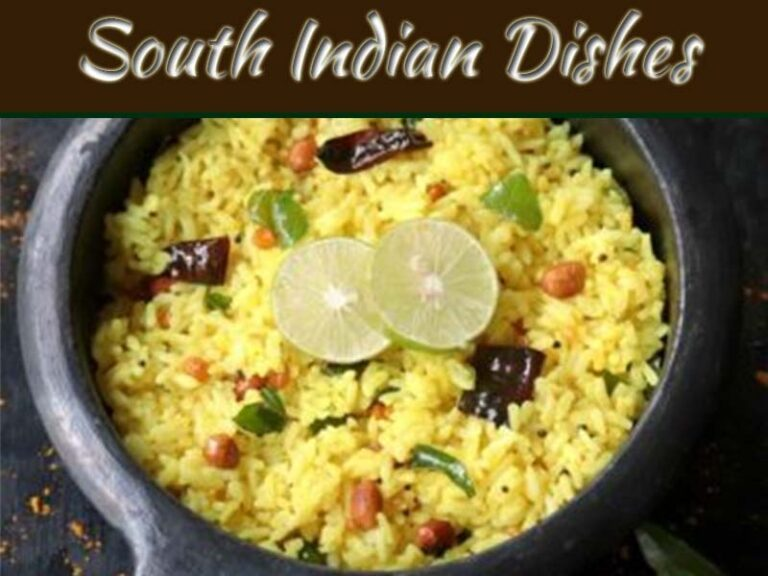 Elumichai Sadam Recipe – Easy South Indian Dish At Home