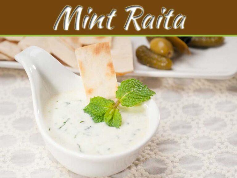 How To Make The Best Mint Raita?