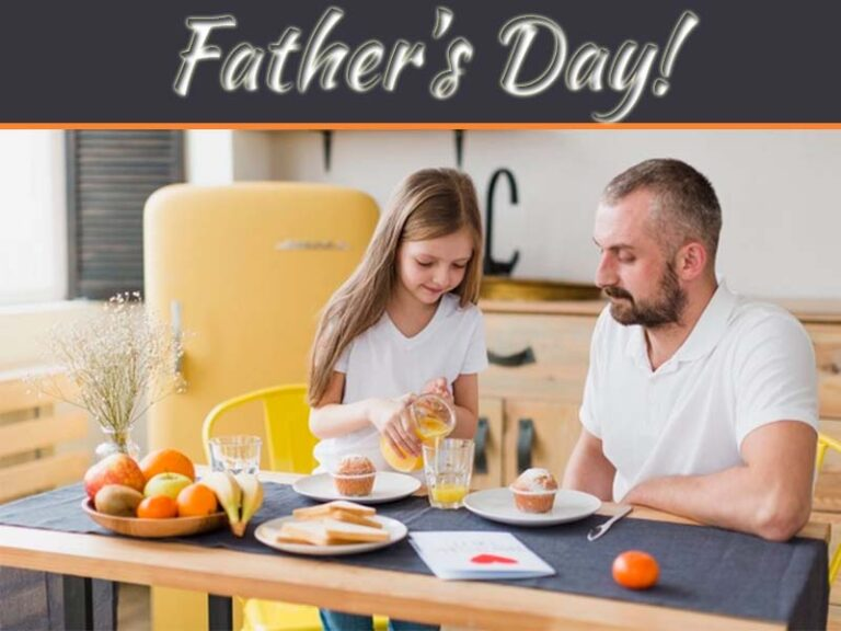 Perfect Breakfast Recipes For Father's Day