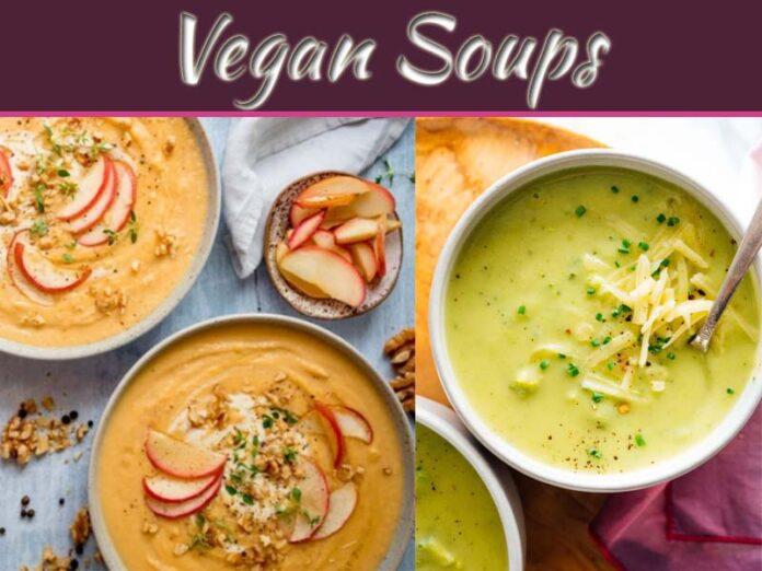 5 Healthy Vegan Soups For Monsoon