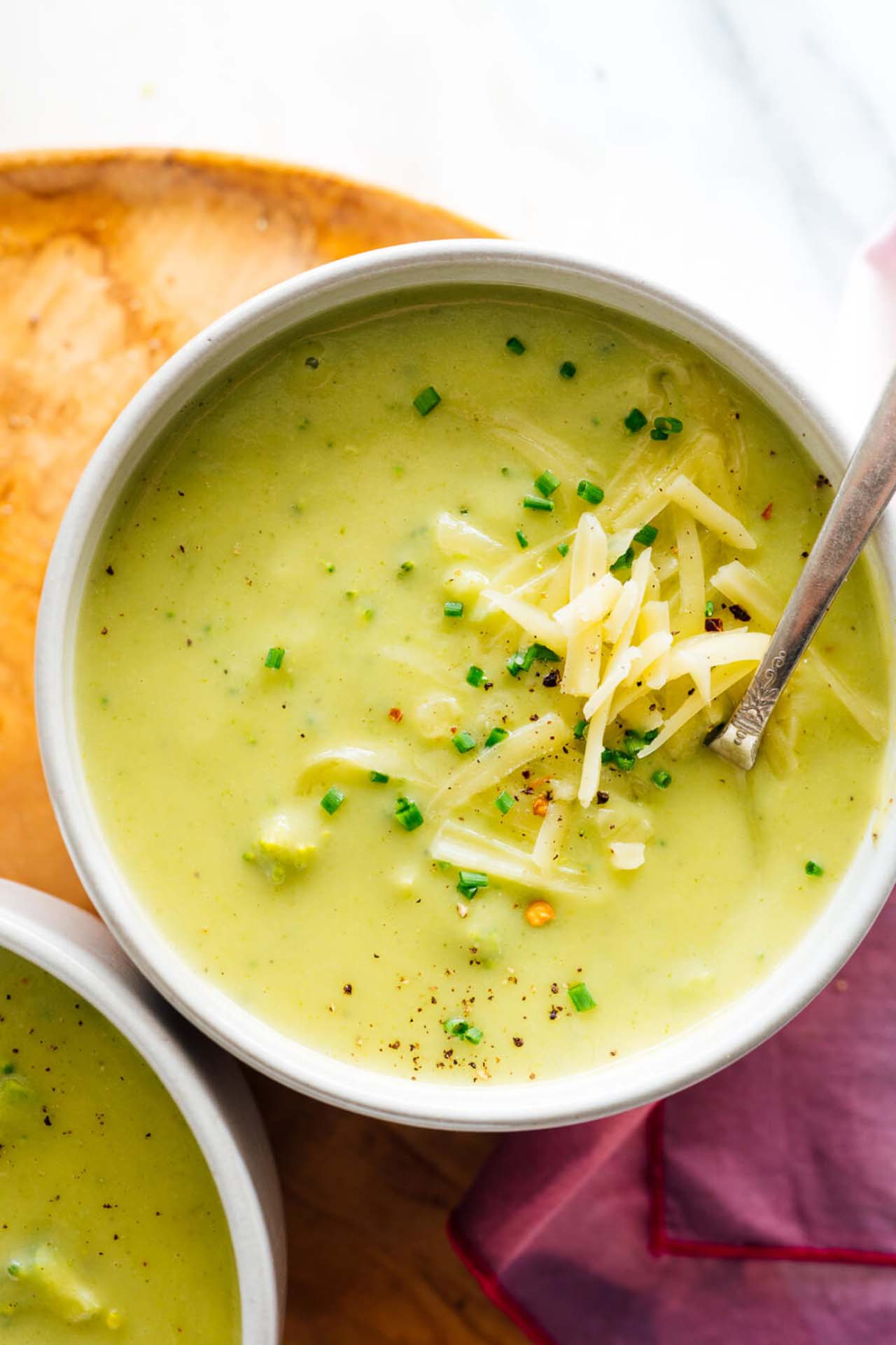 The Ever-Green Soup