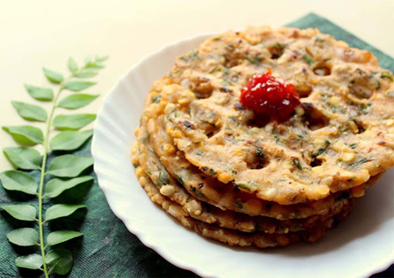 Sarva Pindi Or Savory Rice
